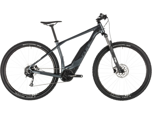 Cube Acid Hybrid ONE 500 E-mountainbike grå